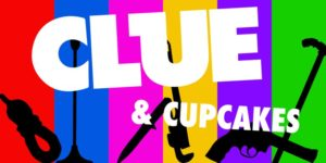 Clue and Cupcakes at The Rook Room