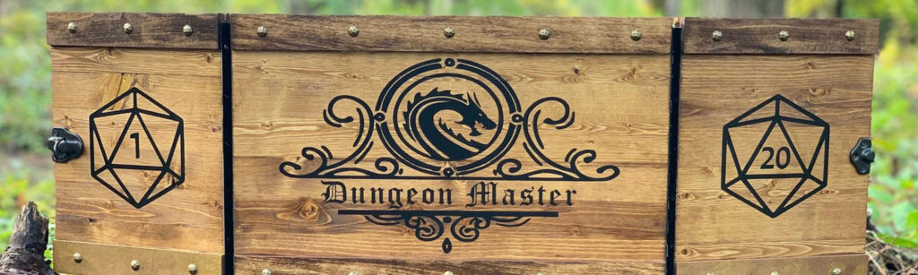 The Rook Room Dungeons & Dragons Gift Guide Dungeon Master Screen