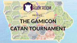 Gamicon Catan Tournament Header Image