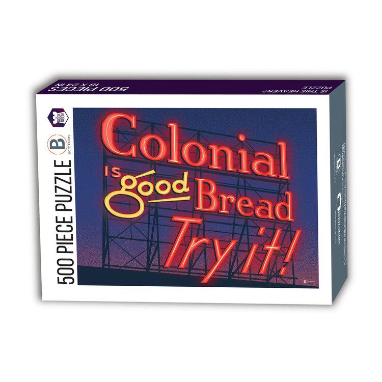 Des Moines Colonial Bread Puzzle