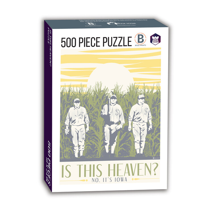 Is This Heaven Iowa Puzzle