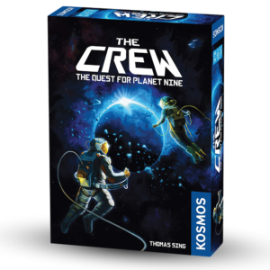 The Crew The Quest for Planet Nine Game Box