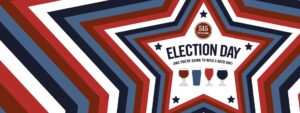 515 Brewing Company Election Day Beer Sale 2020